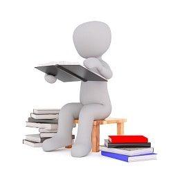 Anglų kalbos kursai ir pamokos internetu – knygos